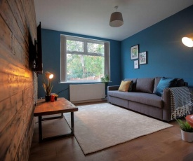 Smart stylish home close to Manchester City Centre